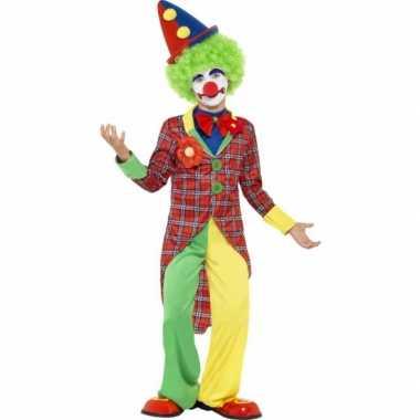 Verkleedkleding clown outfit