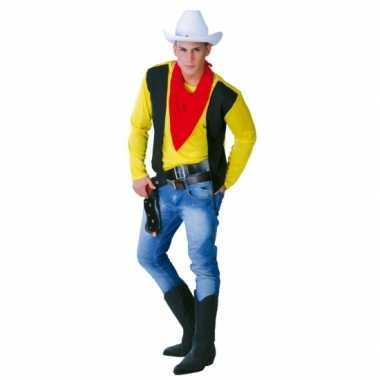 Verkleedkleding cowboy voor mannen