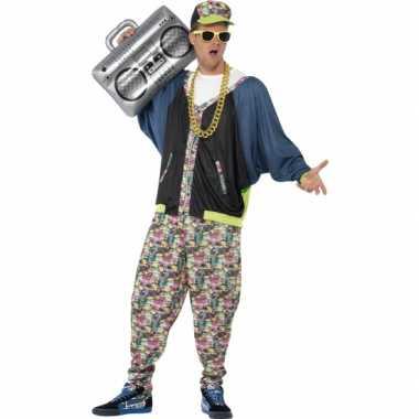 Verkleedkleding hip hop verkleedkleding