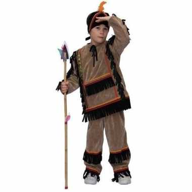 Verkleedkleding indiaan kinderen