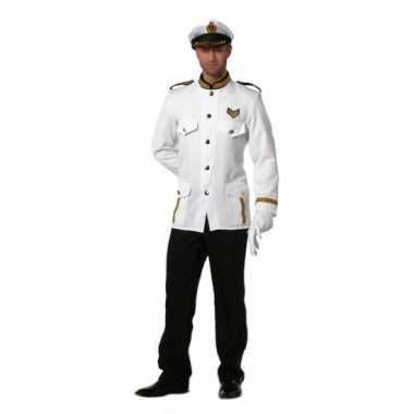 Verkleedkleding kapitein heren