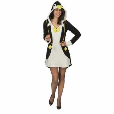 Verkleedkleding pinguin voor dames