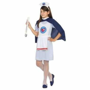 Verpleegster/zuster verkleed verkleedkleding voor meisjes
