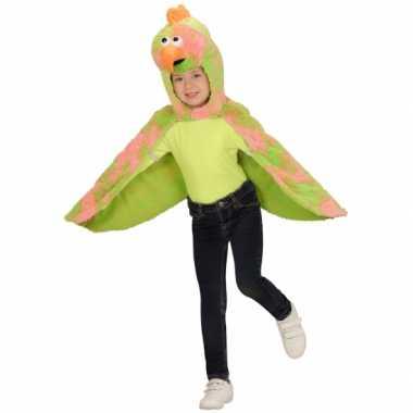 Vogel verkleedkleding voor peuters