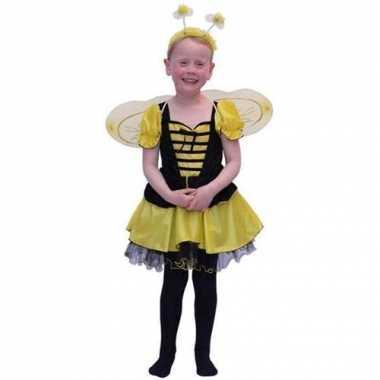 Wespen verkleedkleding meisjes