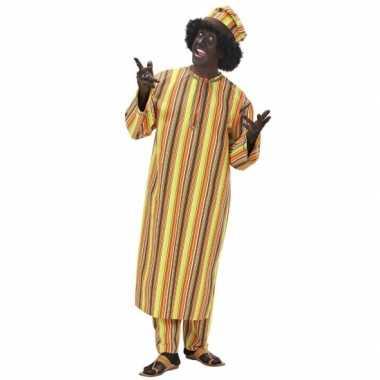 West afrikaans heren verkleedkleding