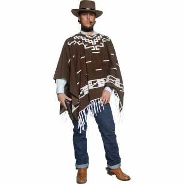 Wilde westen verkleedkleding voor heren