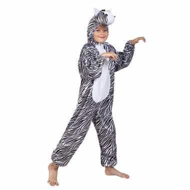 Zebra verkleedkleding voor kinderen