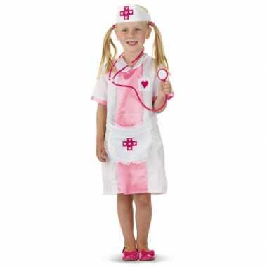 Zuster verkleedkleding voor meisjes