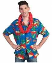 Hawaii overhemd verkleedkleding