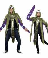 Inktvis verkleedkleding voor volwassenen 10057240
