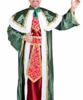Kerst verkleedkleding caspar voor heren